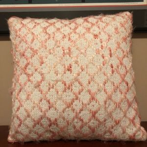 Clay Throw Pillow